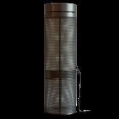 Nawiewnik wyporowy okrągły NWJ-1 jednopłaszczowy przemysłowy