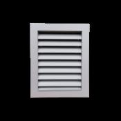 KSL / 180x230 / RAL 9006 / OC / z siatką / model 2020